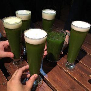 色々な「ケール青汁」