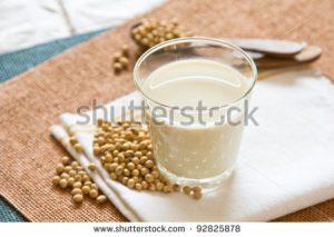 豆乳 バナナ